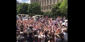 Public protest